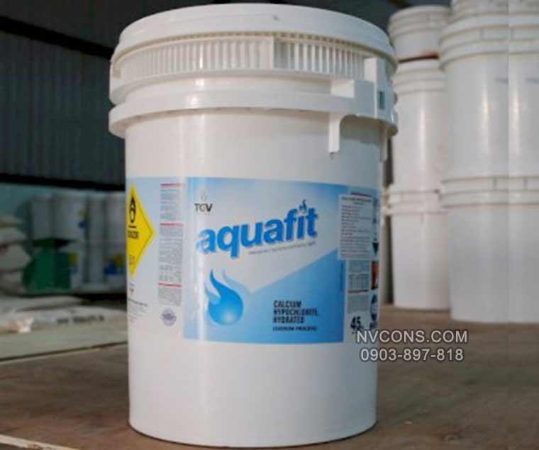 Hóa chất chlorine Aquafit Ấn Độ